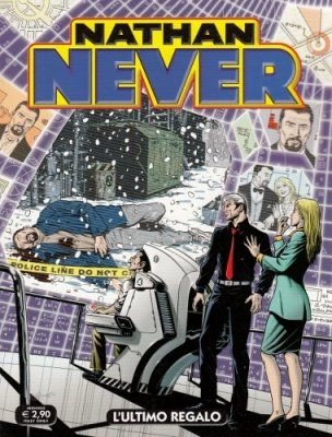 NATHAN NEVER N. 262 - L'ULTIMO REGALO