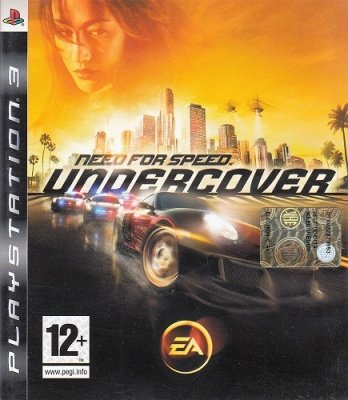 NEED FOR SPEED UNDERCOVER PS3 USATO GARANTITO