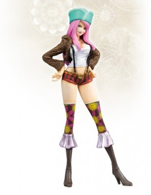 ONE PIECE JEWELRY BONNEY THE GRANDLINE LADY VOL. 1 ACTION FIGURE