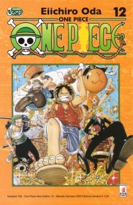 ONE PIECE NEW EDITION 12