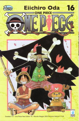 ONE PIECE NEW EDITION 16
