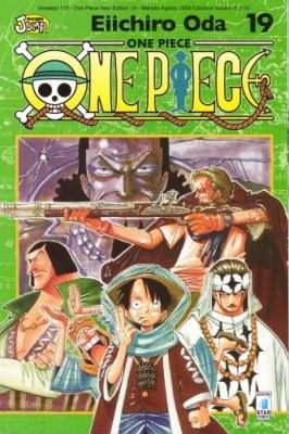ONE PIECE NEW EDITION 19