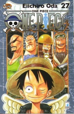 ONE PIECE NEW EDITION 27