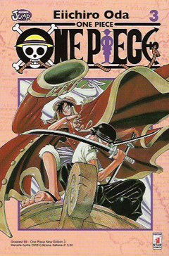 ONE PIECE NEW EDITION 3