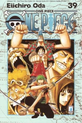 ONE PIECE NEW EDITION 39