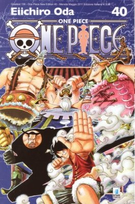 ONE PIECE NEW EDITION 40