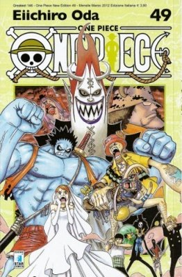 ONE PIECE NEW EDITION 49
