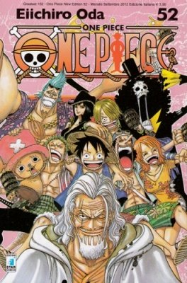 ONE PIECE NEW EDITION 52