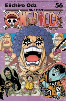 ONE PIECE NEW EDITION 56