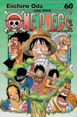 ONE PIECE NEW EDITION 60