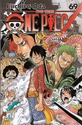 ONE PIECE NEW EDITION 69