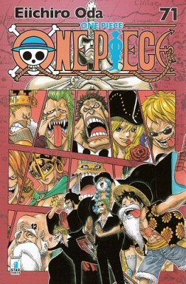ONE PIECE NEW EDITION 71