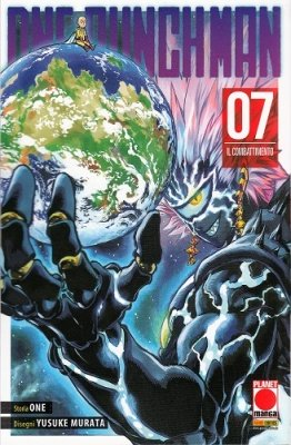 ONE-PUNCH MAN 7 RISTAMPA