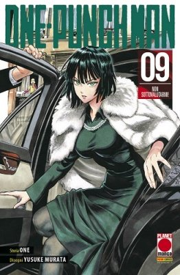 ONE-PUNCH MAN 9 RISTAMPA