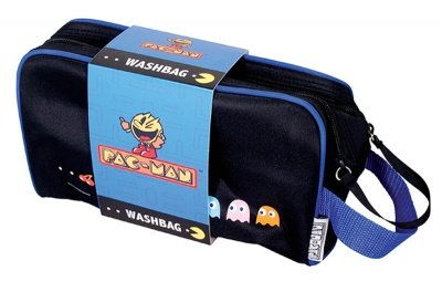 PAC-MAN WASH BAG