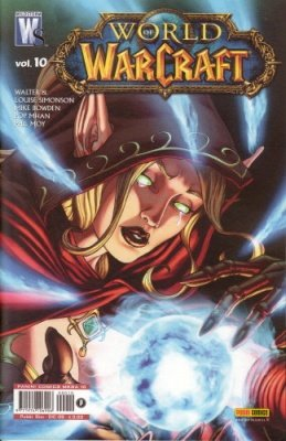 PANINI COMICS MEGA 10 - WORLD OF WARCRAFT 10