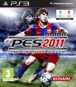 PRO EVOLUTION SOCCER 2011 PS3 USATO GARANTITO