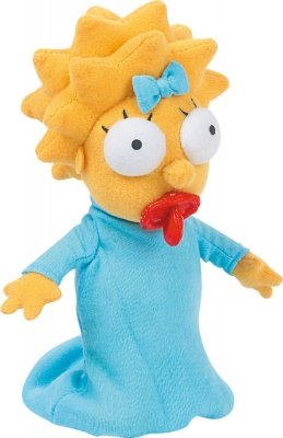 PUPAZZO MAGGIE - I SIMPSONS
