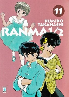 RANMA 1/2 NEW EDITION 11