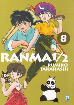 RANMA 1/2 NEW EDITION 8