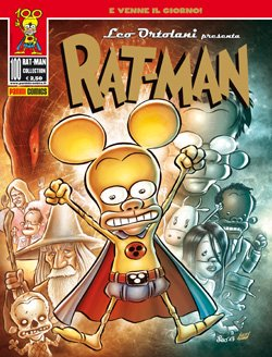 RAT-MAN COLLECTION 100 + ALBO SPECIALE RAT-CON