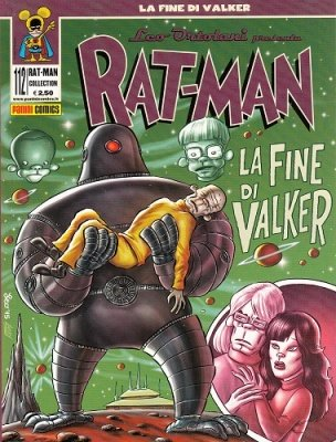 RAT-MAN COLLECTION 112