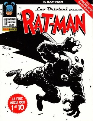 RAT-MAN COLLECTION 113