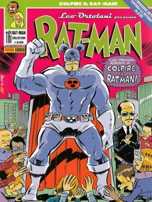 RAT-MAN COLLECTION 116
