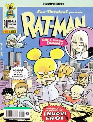 RAT-MAN COLLECTION 94