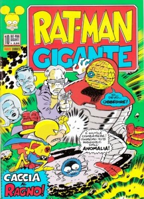 RAT-MAN GIGANTE 10