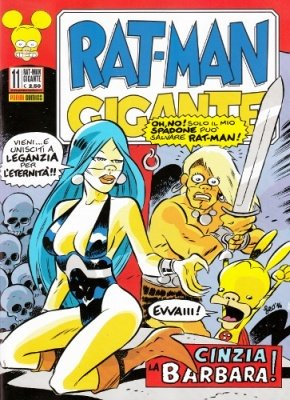 RAT-MAN GIGANTE 11