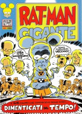 RAT-MAN GIGANTE 12