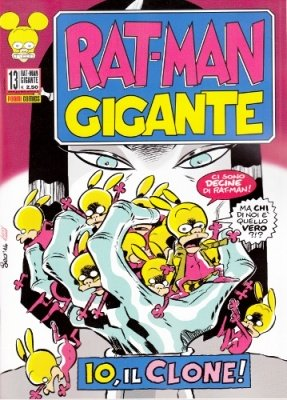 RAT-MAN GIGANTE 13