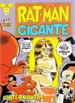 RAT-MAN GIGANTE 14