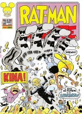RAT-MAN GIGANTE 33
