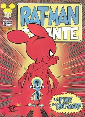 RAT-MAN GIGANTE 38
