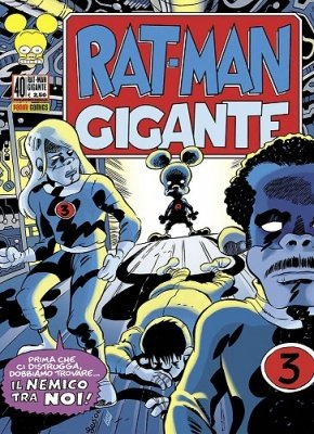 RAT-MAN GIGANTE 40