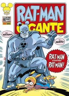 RAT-MAN GIGANTE 44
