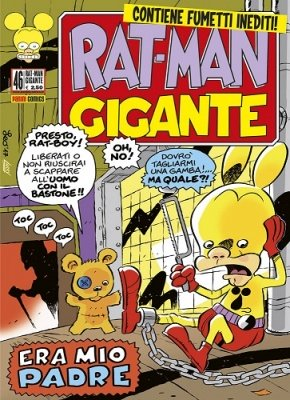 RAT-MAN GIGANTE 46