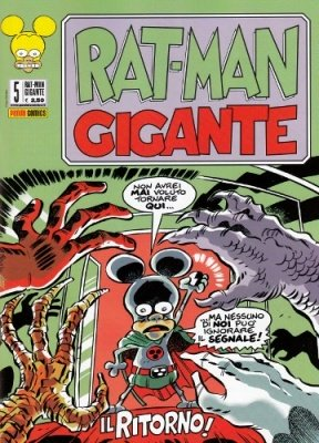 RAT-MAN GIGANTE 5