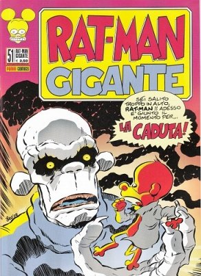 RAT-MAN GIGANTE 51
