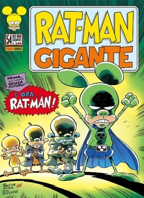 RAT-MAN GIGANTE 54