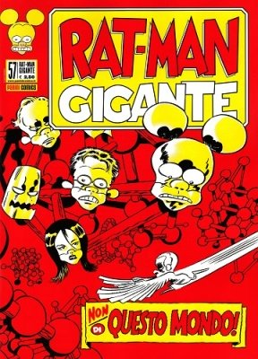 RAT-MAN GIGANTE 57