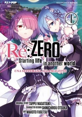 RE: ZERO SECONDA STAGIONE 1