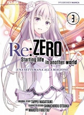 RE: ZERO SECONDA STAGIONE 3