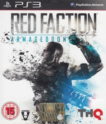 RED FACTION ARMAGEDDON PS3 USATO GARANTITO