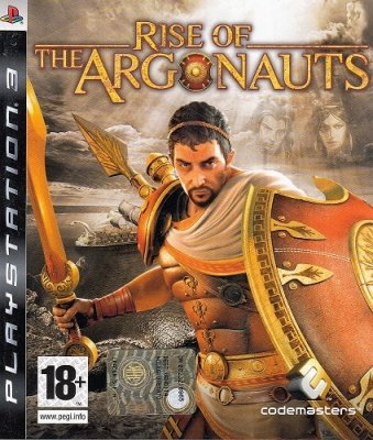 RISE OF THE ARGONAUTS PS3 USATO GARANTITO
