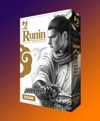 RUNIN: THE RONIN OF THE RUINED CITY BOX