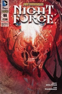 RW PRESENTA 11 -  NIGHT FORCE 2