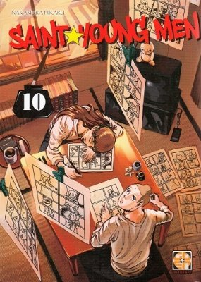 SAINT YOUNG MEN 10